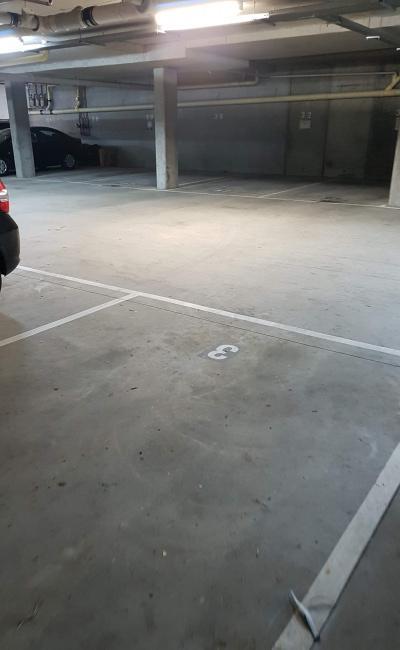 Indoor lot parking on Jeffcott Street in West Melbourne