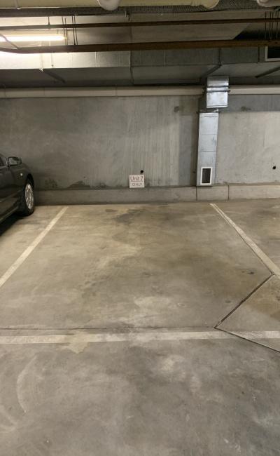 Undercover parking on Jeffcott Street in West Melbourne Victoria