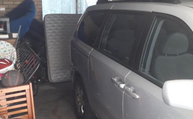 Lock up garage parking on Jephson St in Toowong
