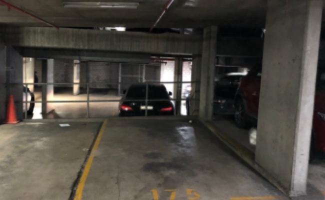 Indoor lot parking on Jones Street in Ultimo NSW