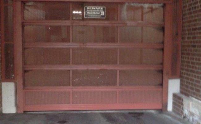 Lock up garage parking on Jones Street in Ultimo