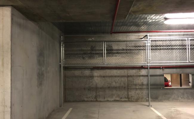 Lock up garage parking on Judd Street in Richmond VIC