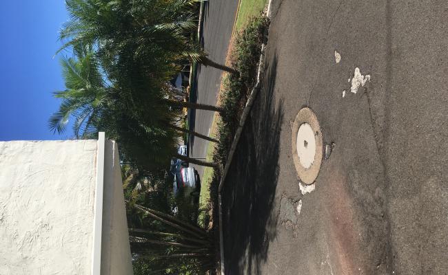 Outside parking on Katharina Street in Noosa Heads