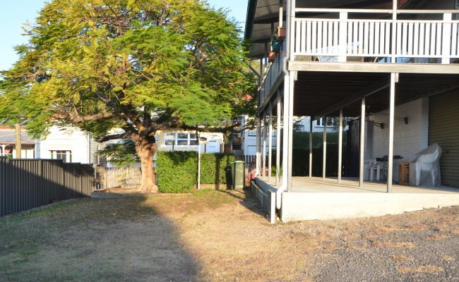 Outside parking on Kelvin Grove Road in Kelvin Grove Queensland