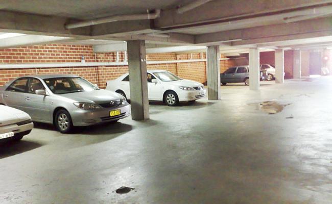 Secure Car Park in Parramatta CBD