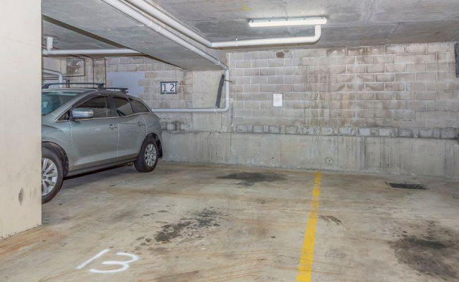 Secured Parking near Parramatta Station & Parramatta CBD (Long Term Only)
