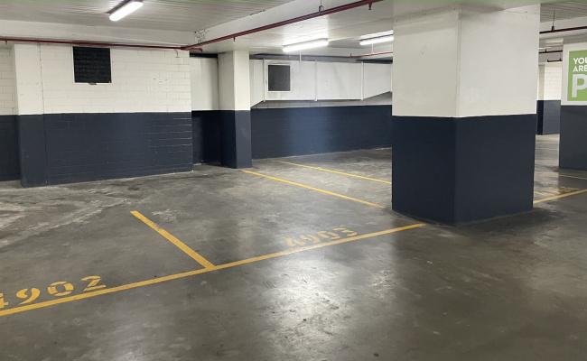 Monthly Parking in Sydney CBD, Kent St