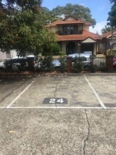 Indoor lot parking on King Street in Balmain New South Wales