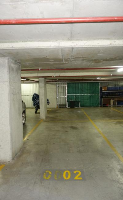 Indoor lot parking on King Street in Mascot
