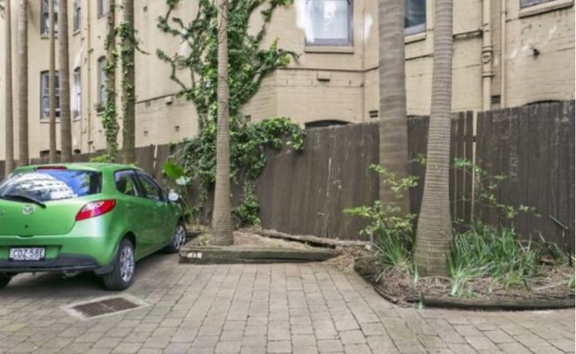 Great Secure  Allocated Parking Space with Remote Access in Kings Cross