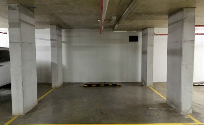 Indoor lot parking on Kingsborough Way in Zetland New South Wales
