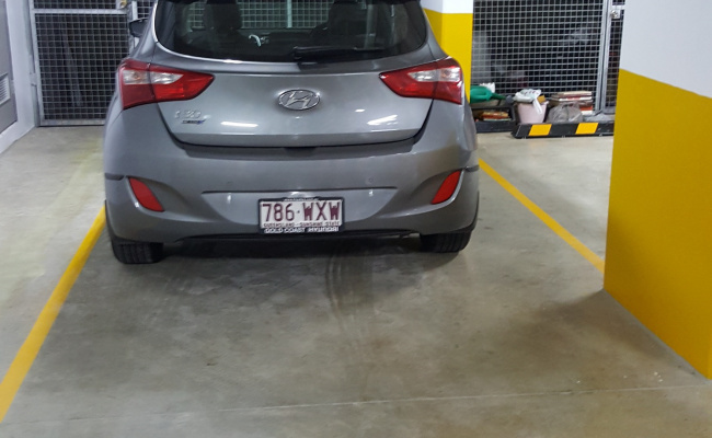 Undercover parking on Kingsway in Gymea