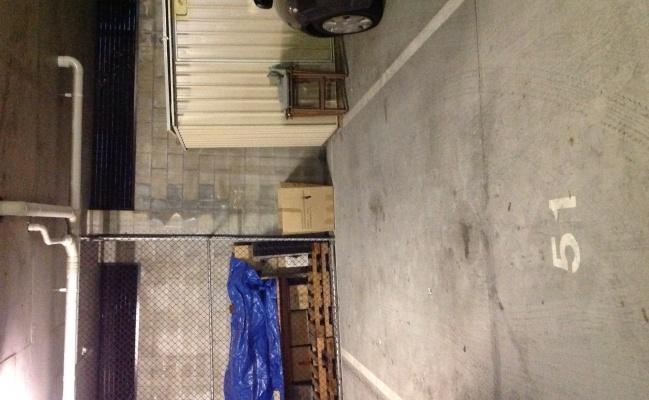 Parking space under apartment  parking on Kitchener Street in Coorparoo