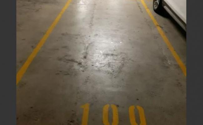 Indoor lot parking on Koi Parramatta in 109-113 George St