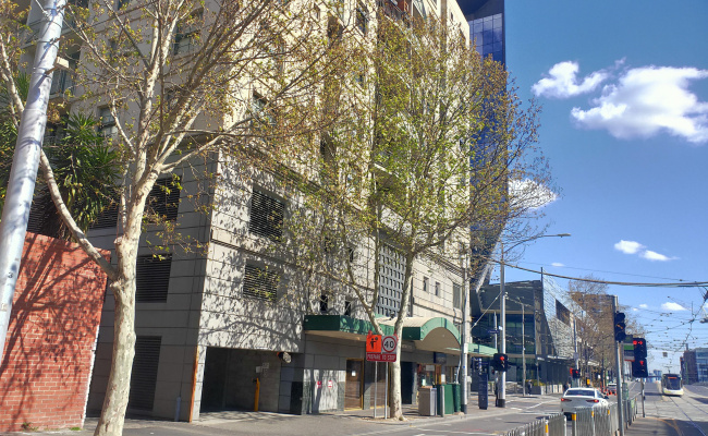 STRATEGIC CAR PARKING in Melbourne CBD