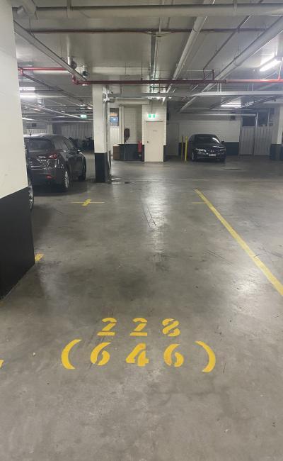 Great Parking Space Waterloo