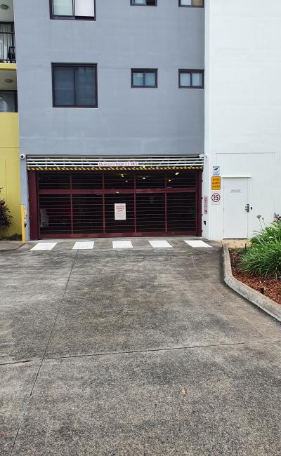 Indoor lot parking on Land Street in Toowong Queensland