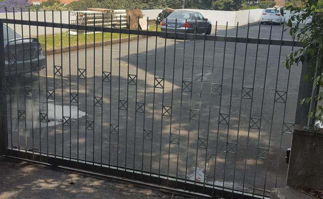 Undercover parking on Lavender Street in Lavender Bay