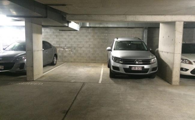 Undercover parking on Lima St in Auchenflower