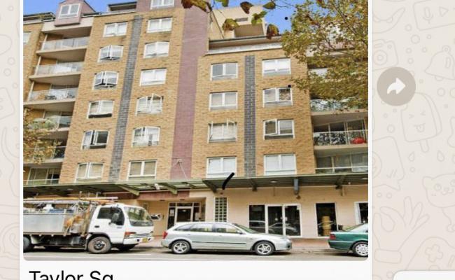 CBD Taylor Square M-F for lease suit St Vincent's Hospital - Courts - NAS - Oxford St