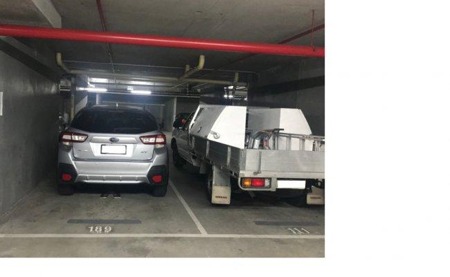 Melbourne - Secure Parking Near Tram Stops #2