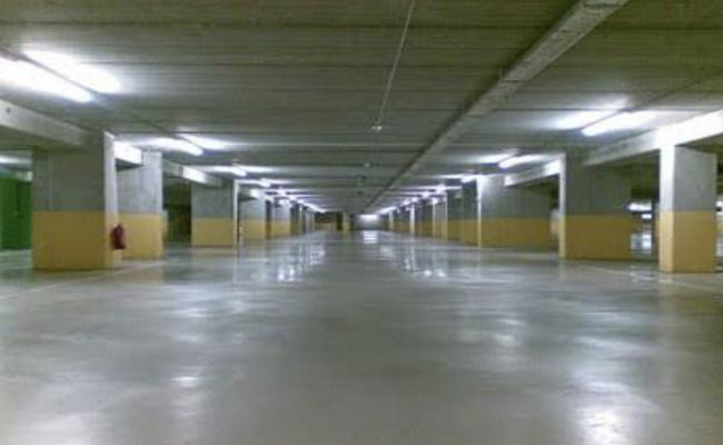 Indoor lot parking on Little Lonsdale Street in Melbourne VIC