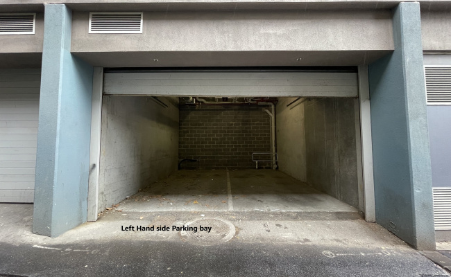 Private street level parking near QV at 160 Little lonsdale street