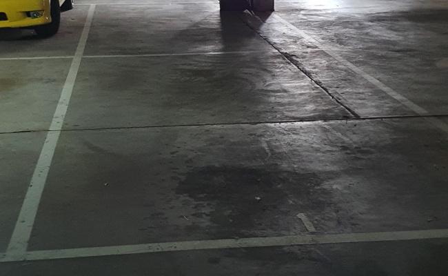 Indoor lot parking on Little Palmerston Street in Carlton Victoria