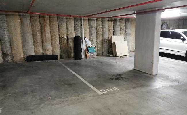 Indoor lot parking on Longland Street in Newstead Queensland