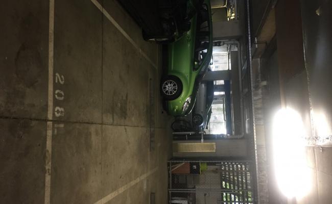 Indoor lot parking on Lux Way in Brunswick Victoria