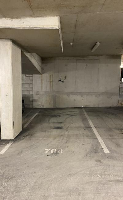 Secure undercover parking space in east Brisbane
