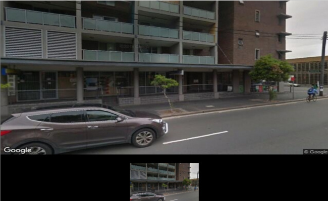 Indoor lot parking on MacArthur st in Ultimo