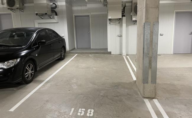 Private parking space in Edmondson Park