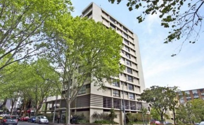 Secure Car Space Available at The Chimes In Potts Point Long Term $480.00 Per Mth