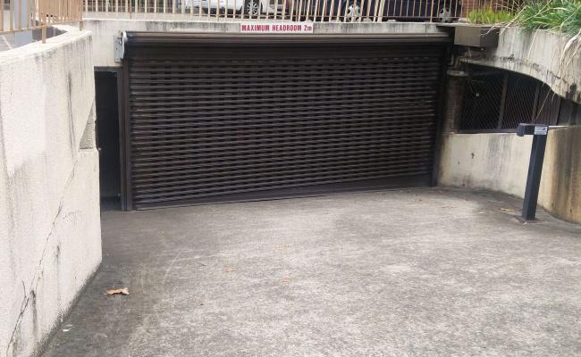 Indoor lot parking on Macquarie St in Parramatta NSW 2150