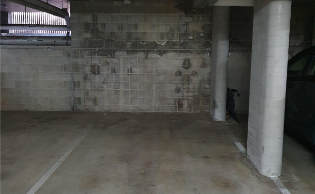 Indoor lot parking on Macquarie Street in Barton Australian Capital Territory