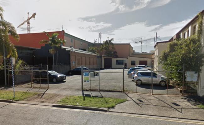 Outdoor lot parking on Maud Street in Newstead Queensland