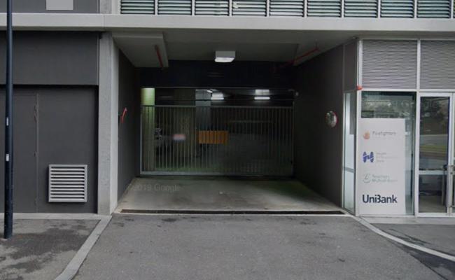 Indoor lot parking on Mccrae Street in Docklands Victoria