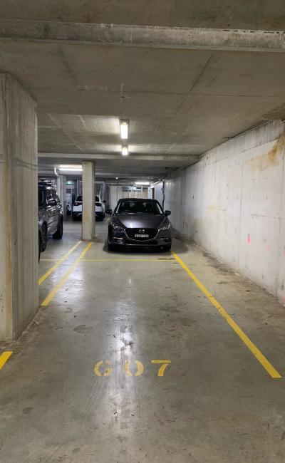 Underground Parking slot of the building in the heart of Waterloo , quiet area, safe place