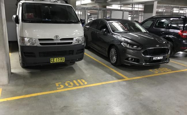 Parking space in Waterloo