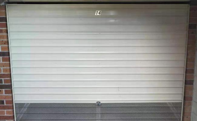 Lock up garage parking on Meehan Street in Granville