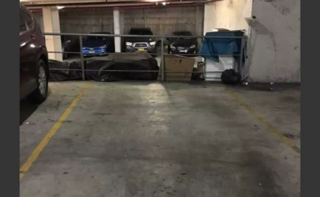Indoor lot parking on Meredith St in Bankstown