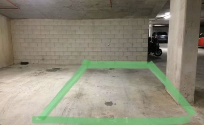 Indoor lot parking on Merivale Street in South Brisbane