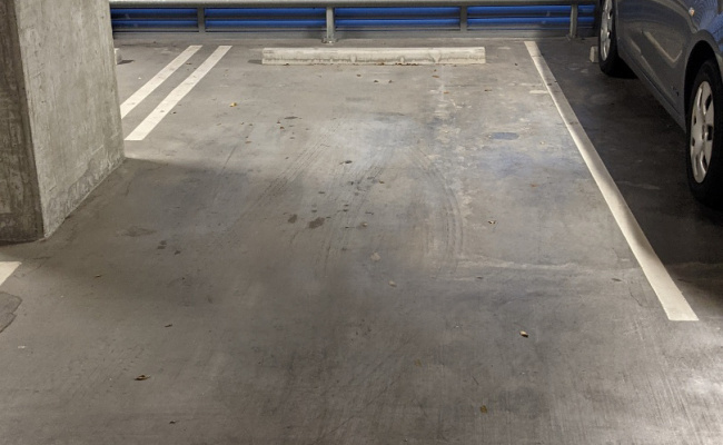 Secure Carpark space in South Brisbane