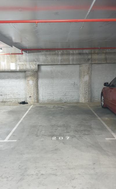 Undercover parking on Michael Street in Brunswick Victoria