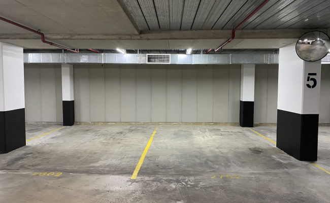 Indoor lot parking on Miller St in North Sydney NSW 2060