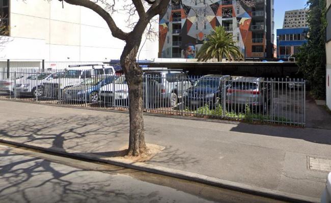 Outdoor lot parking on Morphett Street in Adelaide South Australia