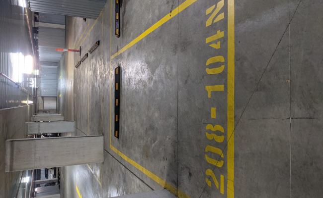 Secure Underground Parking 24/7