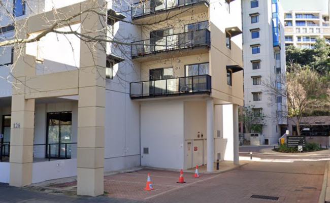 Indoor lot parking on Mounts Bay Road in Perth Western Australia