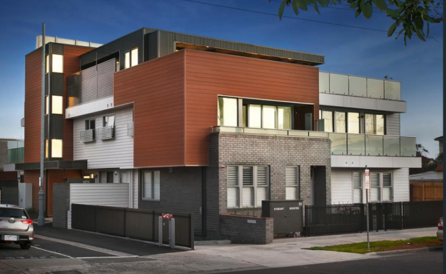 Indoor lot parking on Munro Street in Ascot Vale